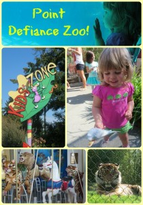Day Trip to Point Defiance Zoo