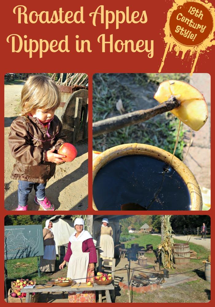 Mount Vernon Fall Harvest Family Days