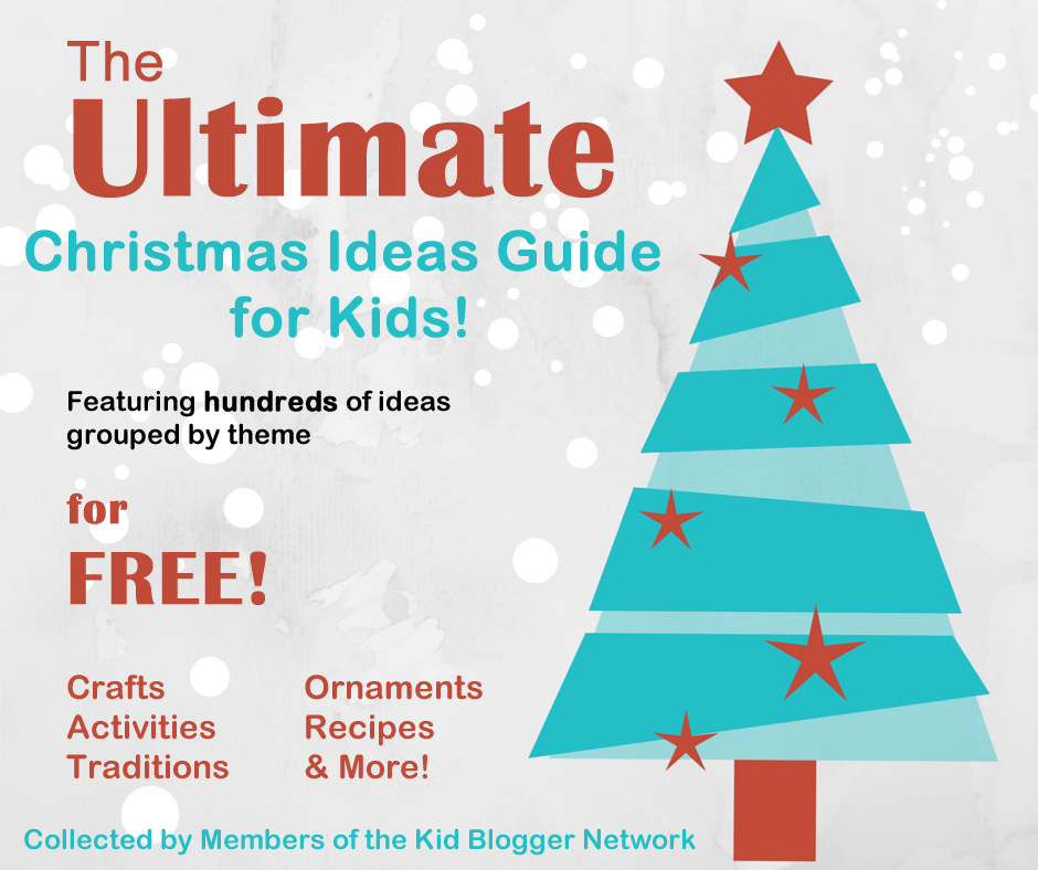 Christmas Craft Ideas For 2 Year Olds Part - 23: KBN Ultimate Christmas Ideas Guide For Kids And Giveaway
