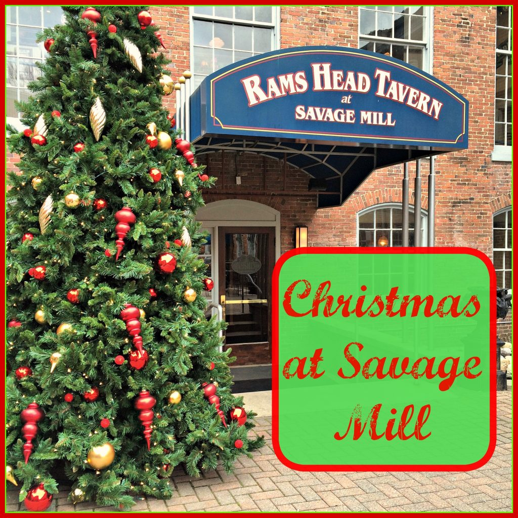 Savage Mill Christmas