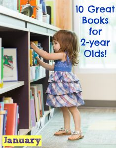 10 Books for 2-year olds