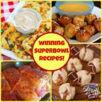 Winning Super Bowl Recipes