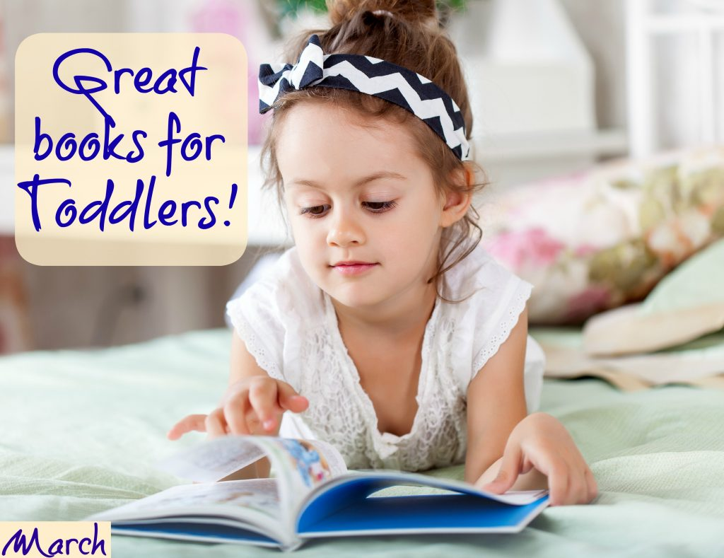 Reading Activities for Toddlers
