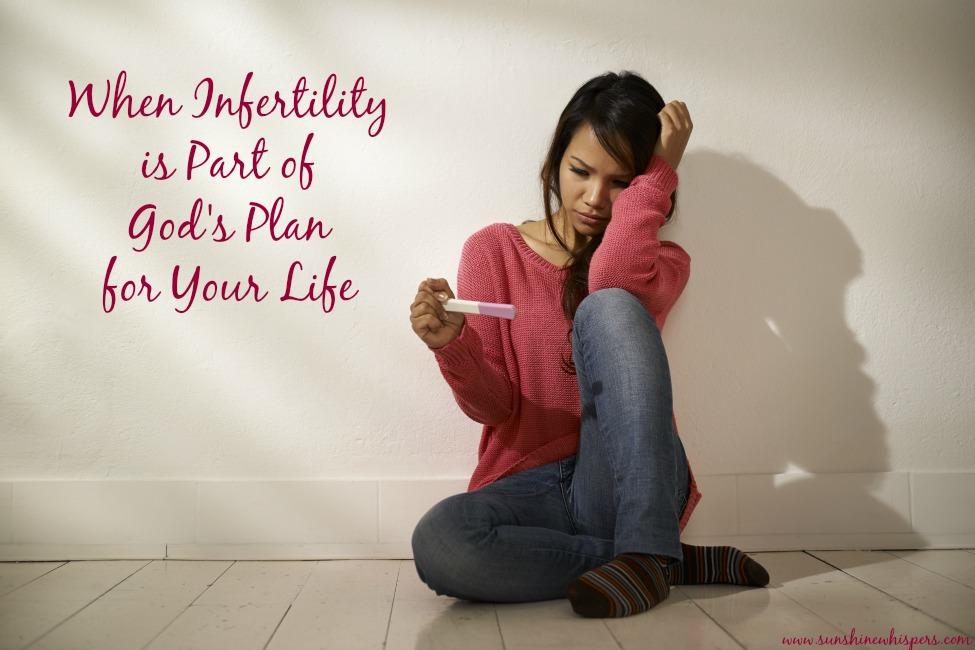 When Infertility is Part of God's Plan