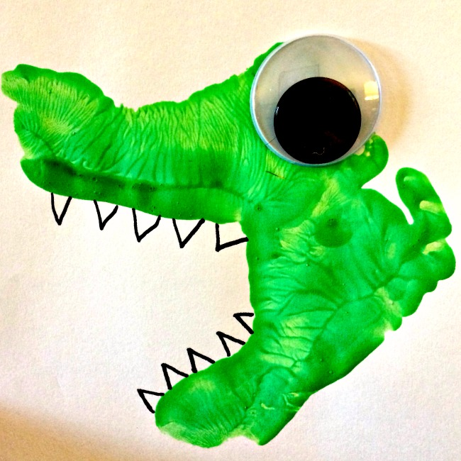 Snugglesaurus Dinosaur Crafts For Kids