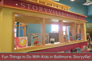 Fun Things to Do With Kids in Baltimore