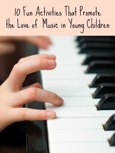 Music Activities for Toddlers