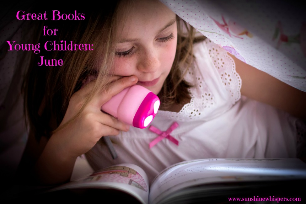 10 Great Books For Kids_June