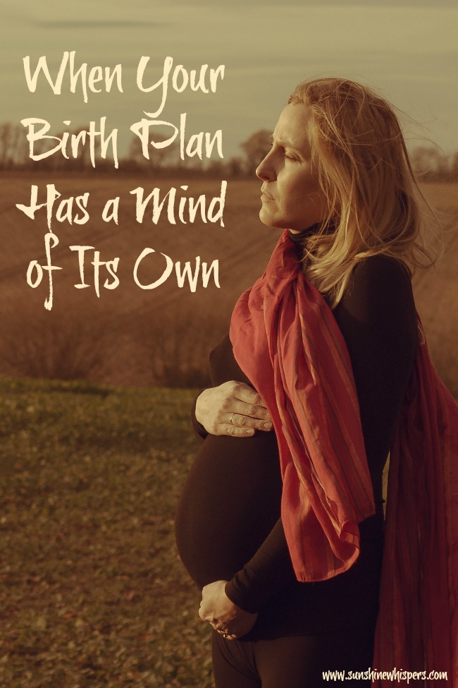 birth plan c-section