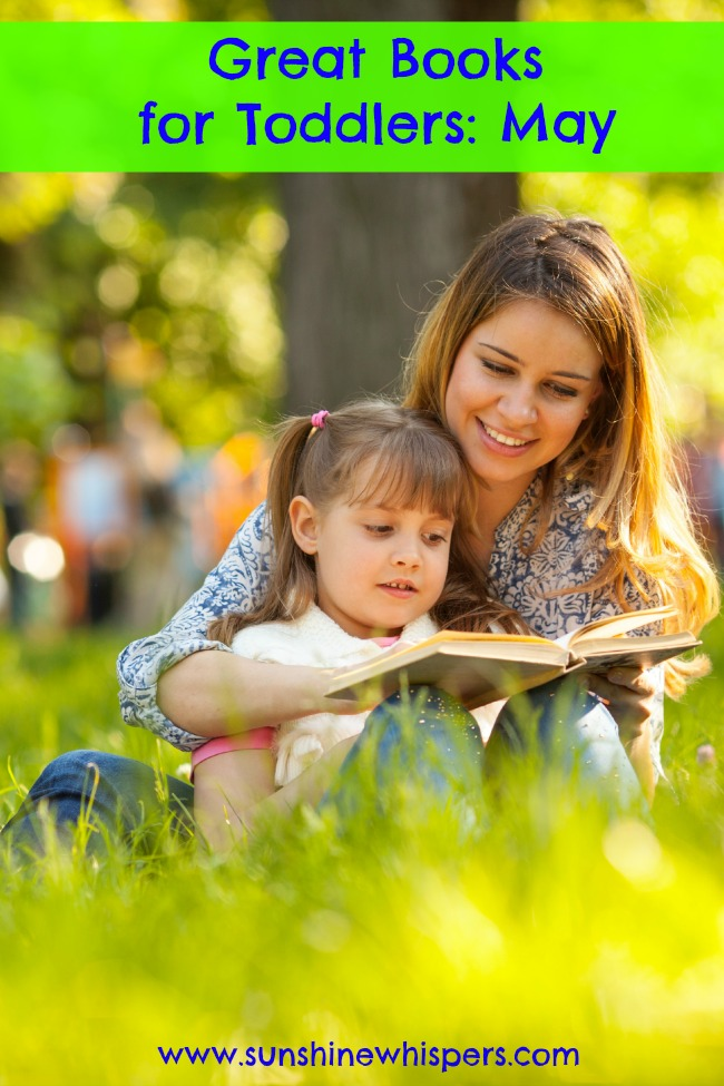 reading activities for toddlers: May