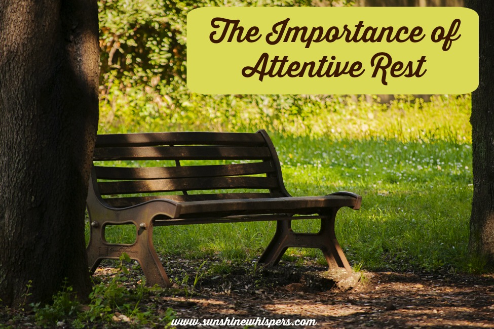attentive rest