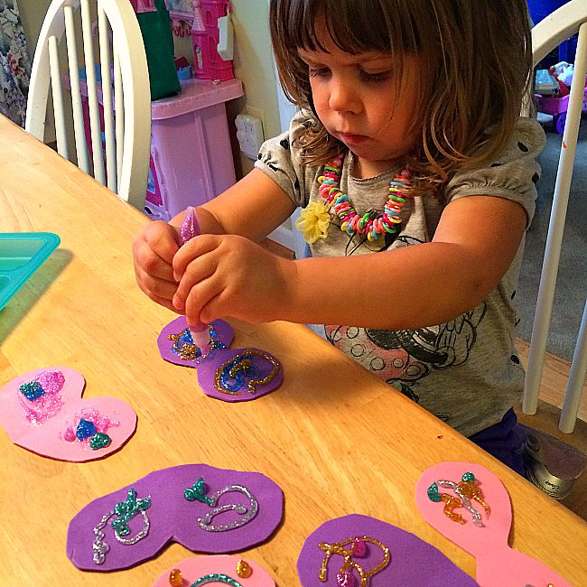 clothespin fairy crafts for kids