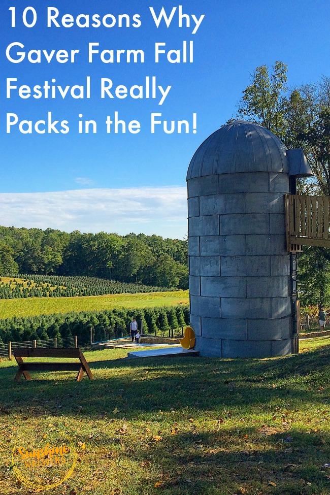 gaver farm fall festival