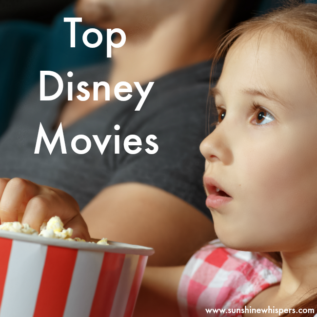 The Definitive List of the Top 50 Animated Disney Movie Classics!