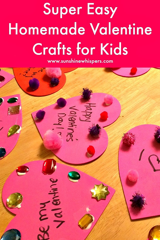 valentine crafts for kids easy crafts for 30824
