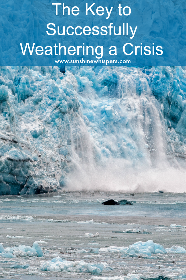 weathering a crisis