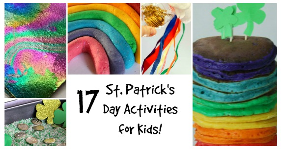 St Patricks Day activities for kids
