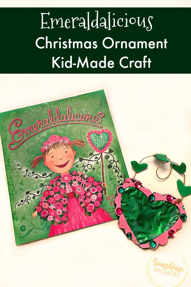 kid-made christmas ornaments