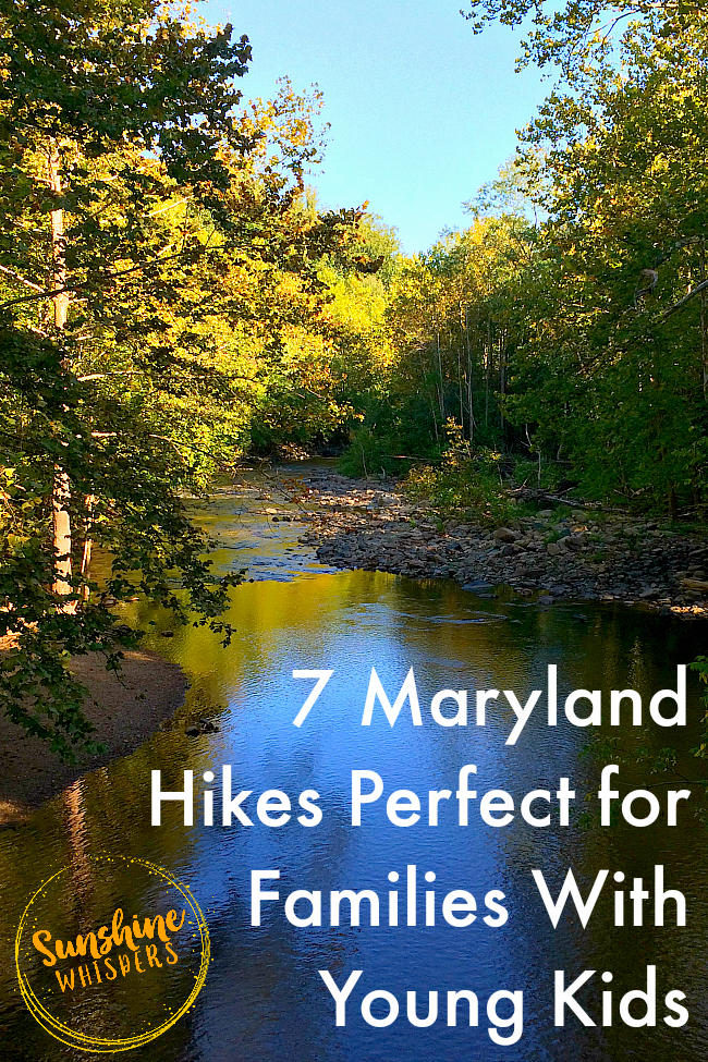 7 Maryland Hikes Perfect for Families