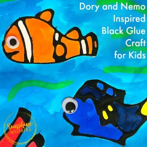dory and nemo craft