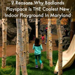badlands playspace
