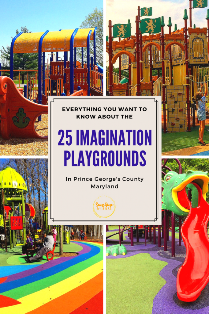 Everything You Want To Know About Prince George's County Imagination Playgrounds!