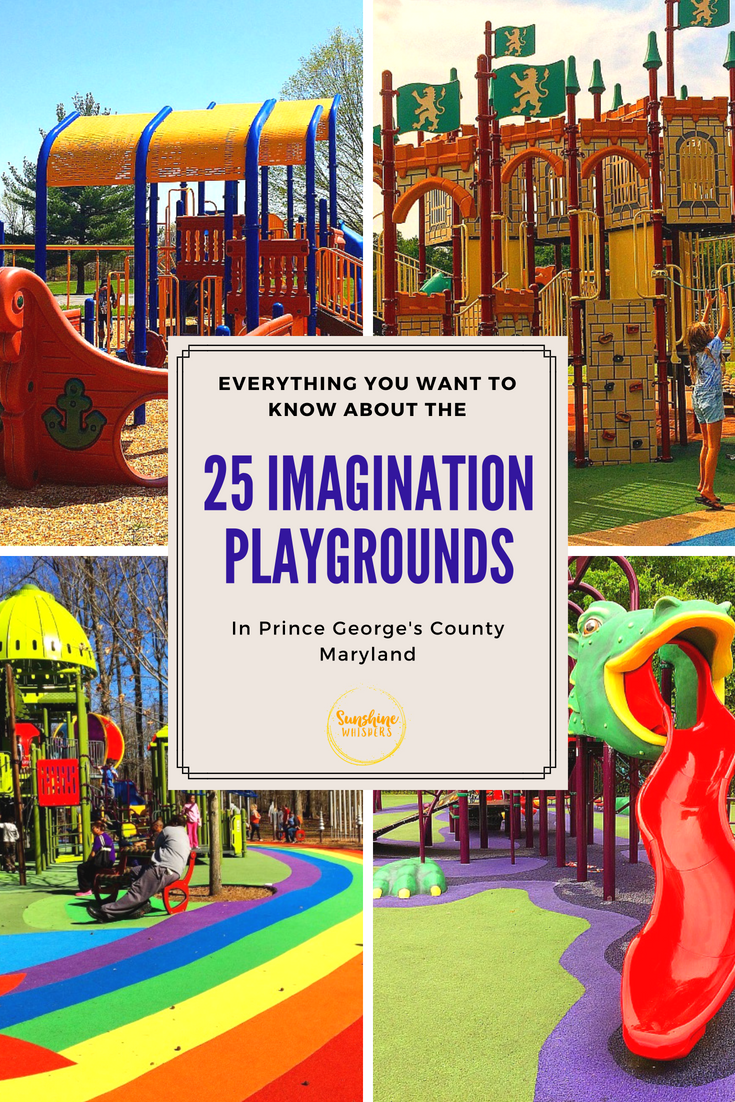 PG County Imagination Playgrounds