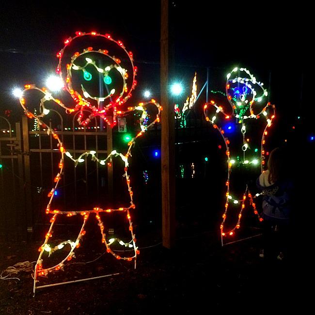 Maryland Christmas Lights