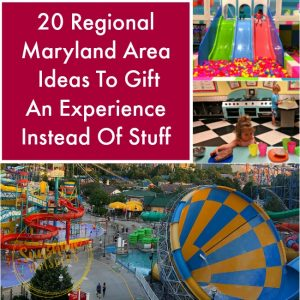 gift an experience maryland
